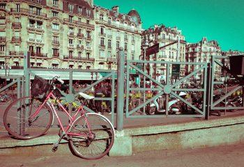 Vélo en captivité