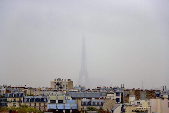 Foggy Paris