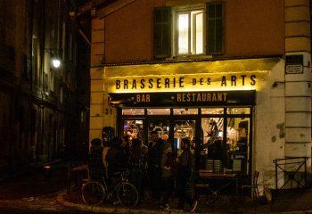 Brasserie des arts