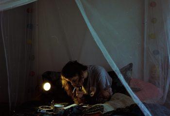 là où loge le soucis, le sommeil ne s'abat jamais