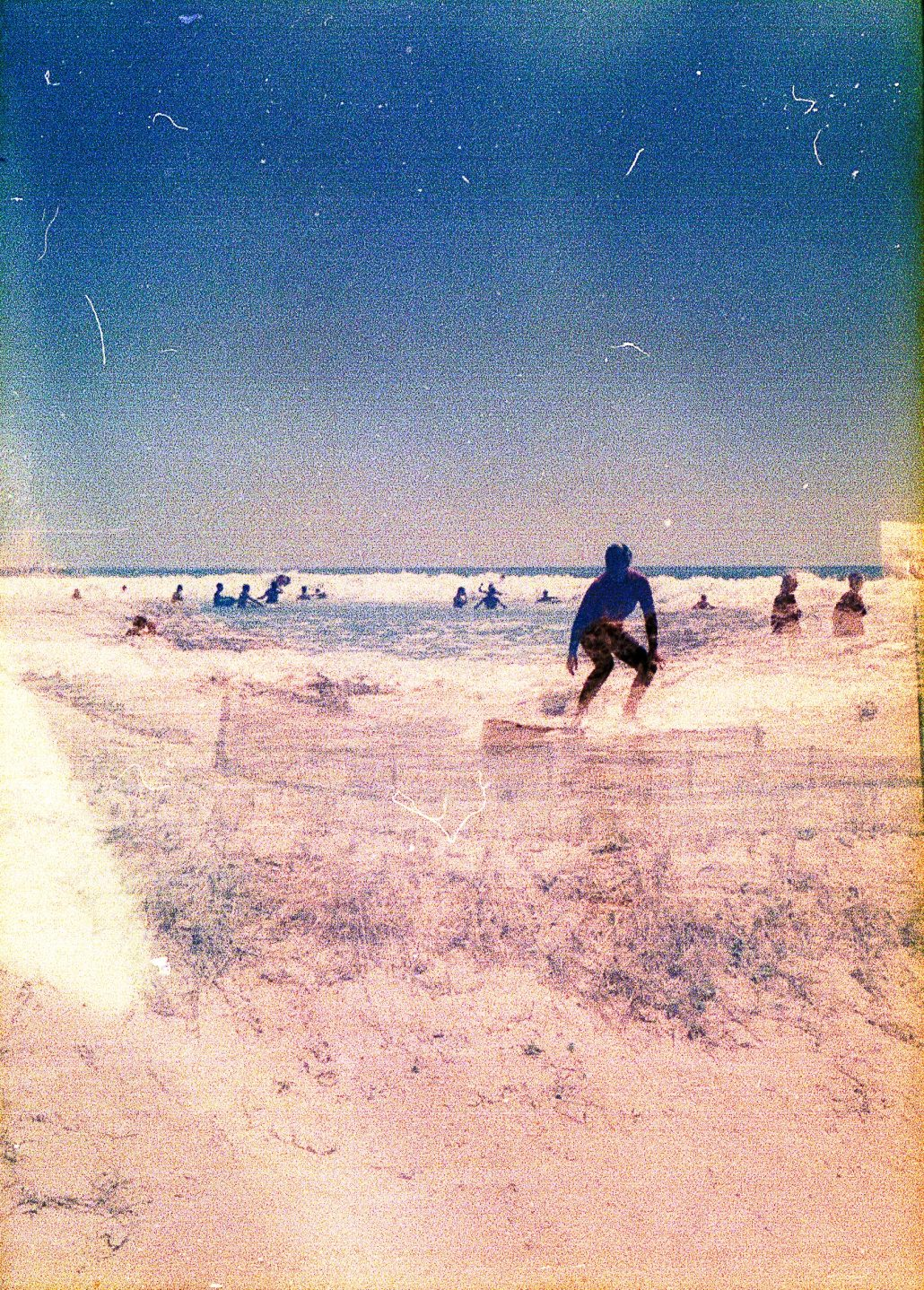 la surfeuse des sables