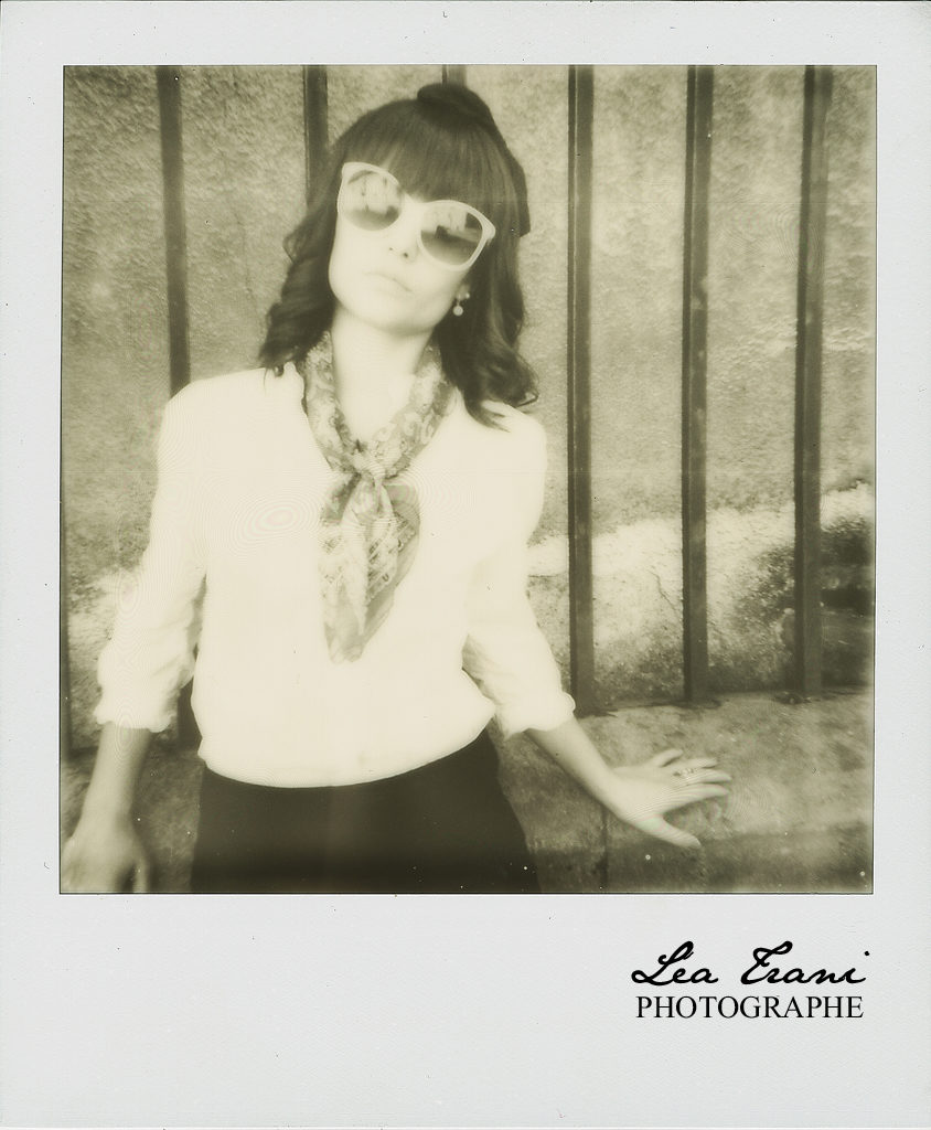 My first Polaroid !