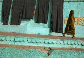 Ghats. Varanasi.