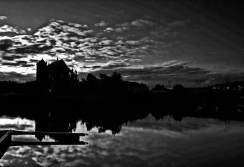 Notre-Dame-et-Saint-Loup en miroir