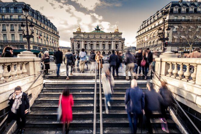 Tumulte Parisien