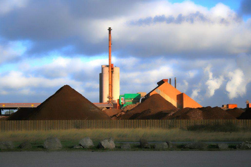 Site de Kerneos – Dunkerque