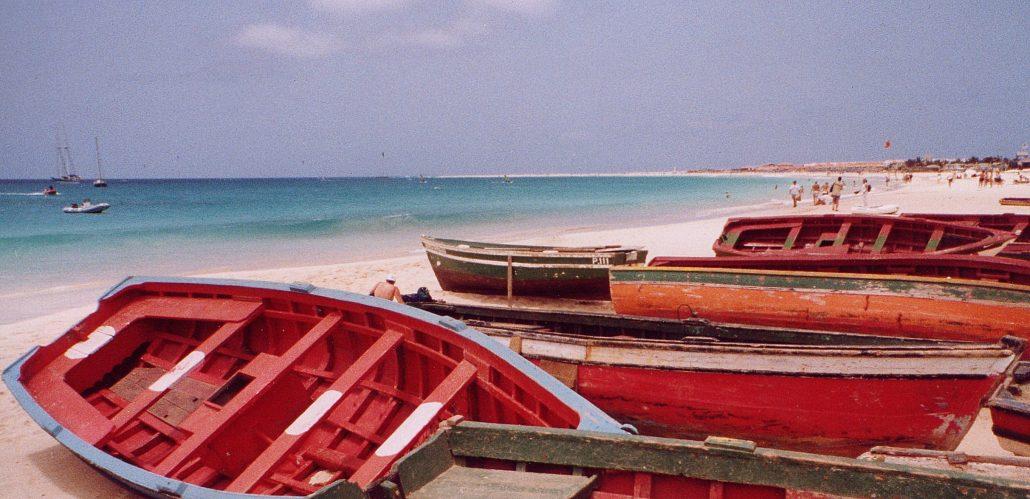 Les barques à SAL