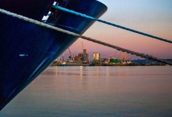 Brest- Le port
