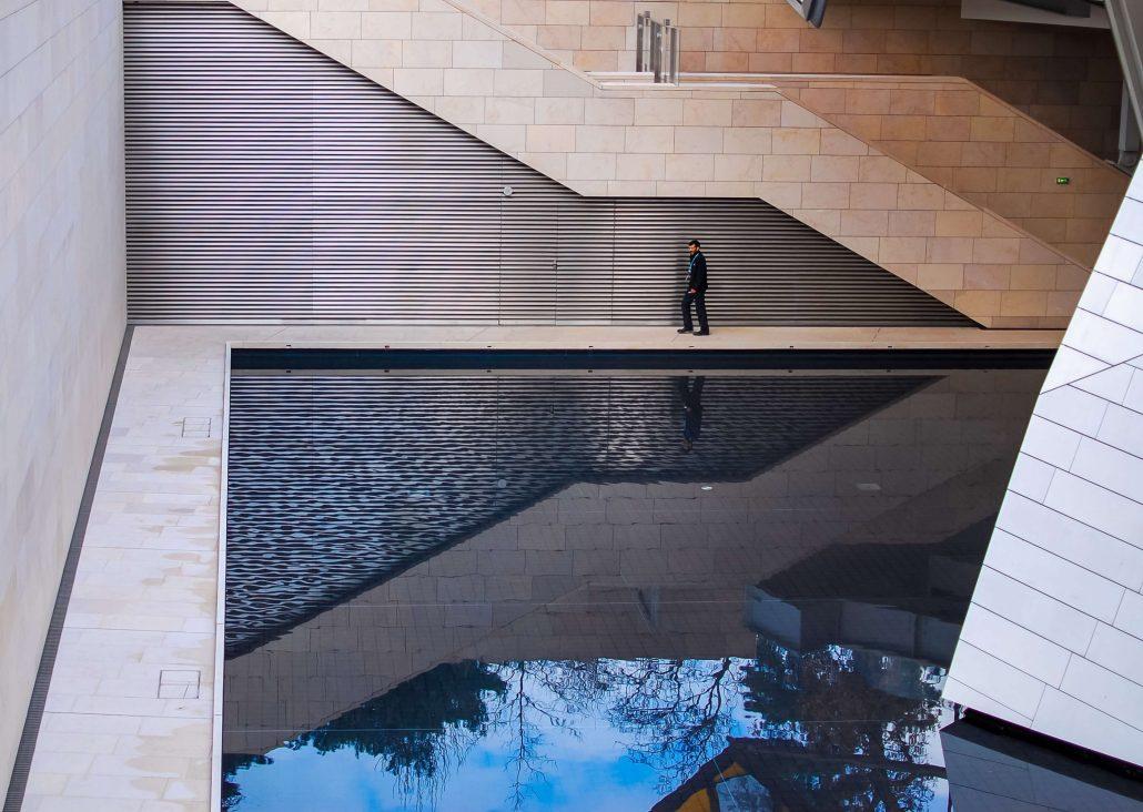 Fondation L. Vuitton