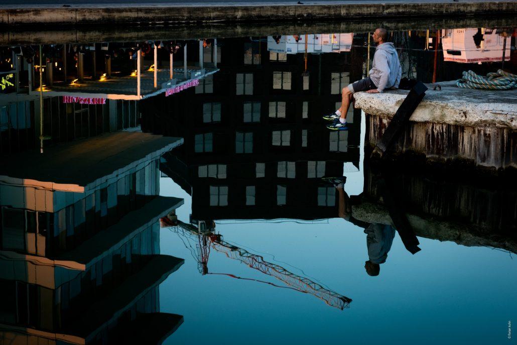 Réflexions autour du canal, 2