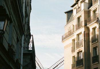 Le moulin de Montmarte