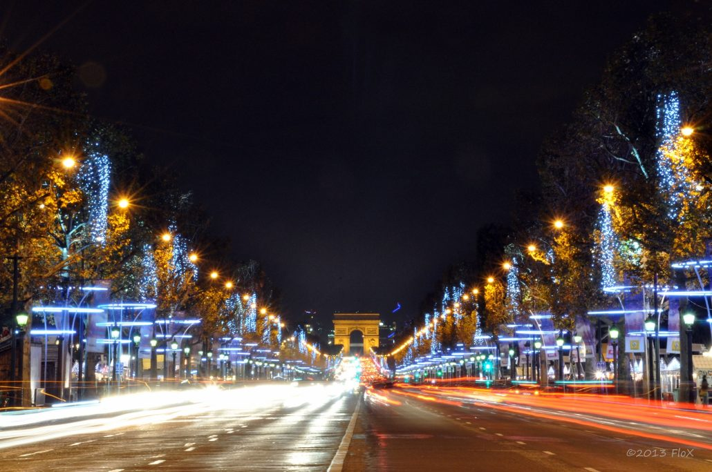 Champs Elysées 1