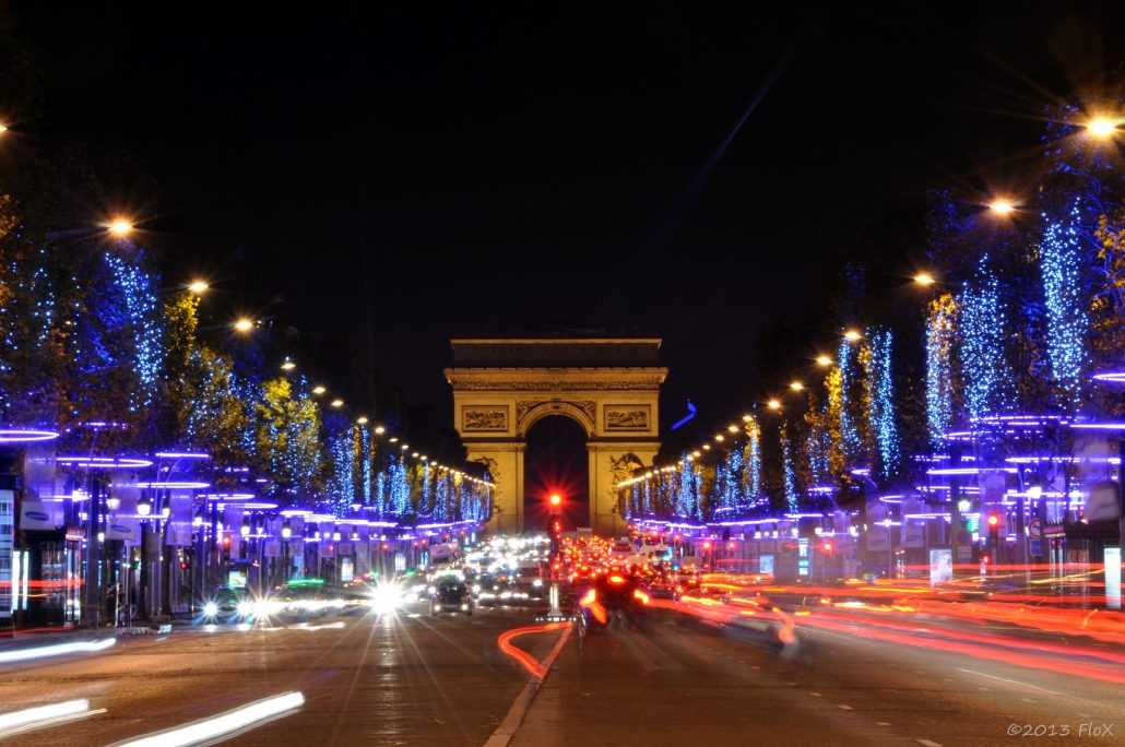 Champs Elysées 4
