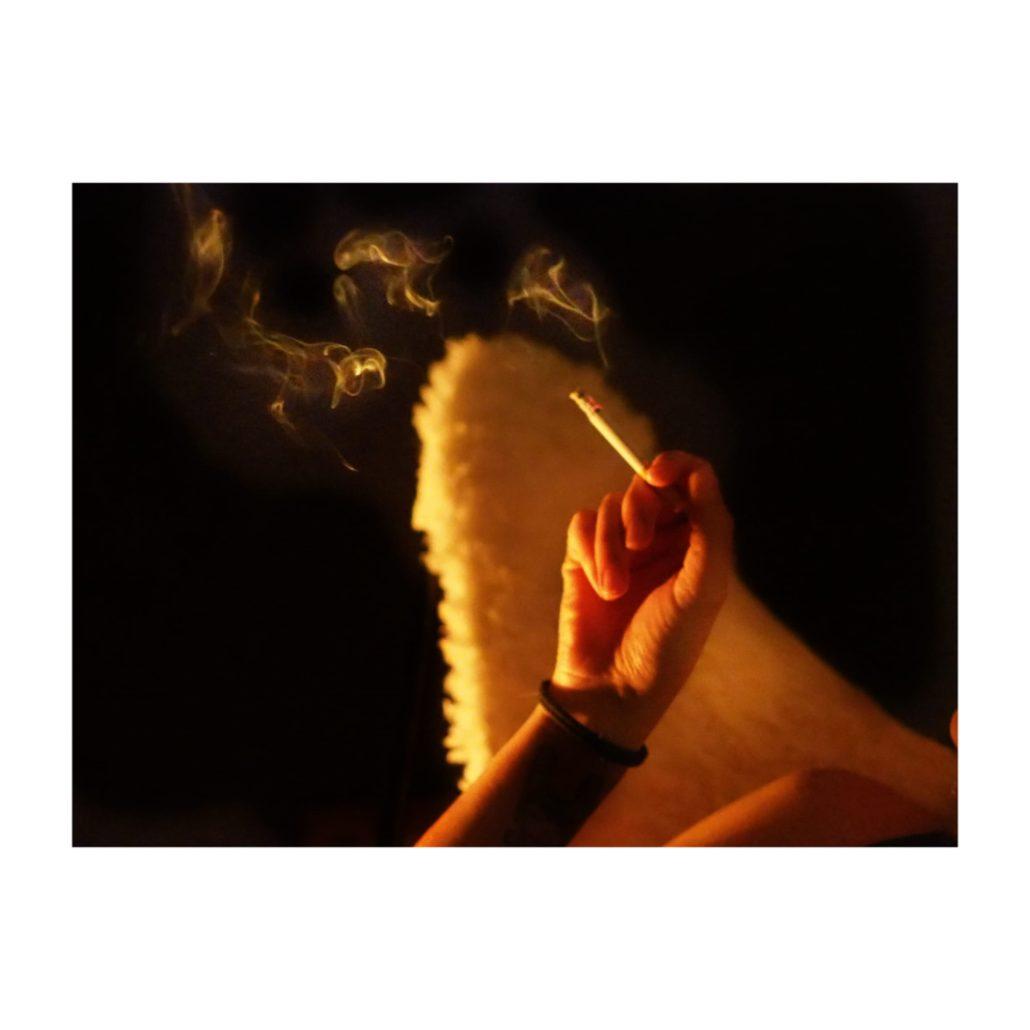 Wing and smoking
