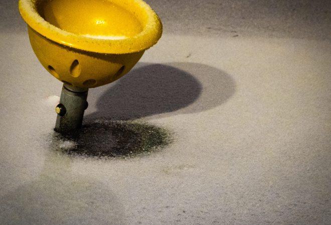 Jeux d enfants sous la neige