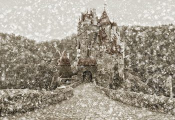 Lost castel