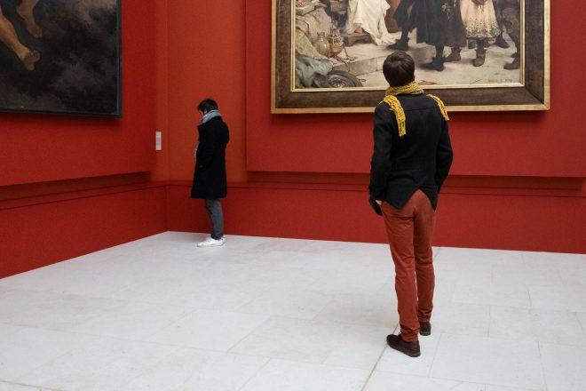 Au Musée