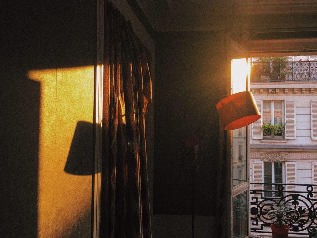 Luz melancólica