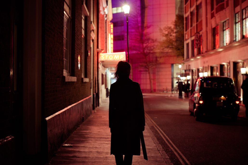 Neon Fight – Londres