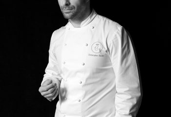 Chef Christopher Hache - l'Hôtel de Crillon, A Rosewood Hotel