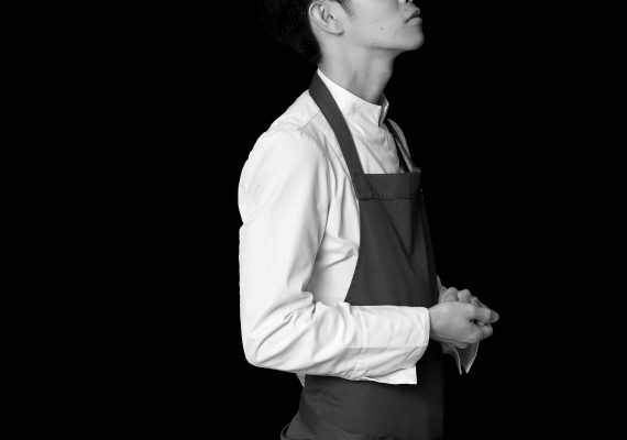 14 portraits de chefs - prix Lebey de la Gastronomie