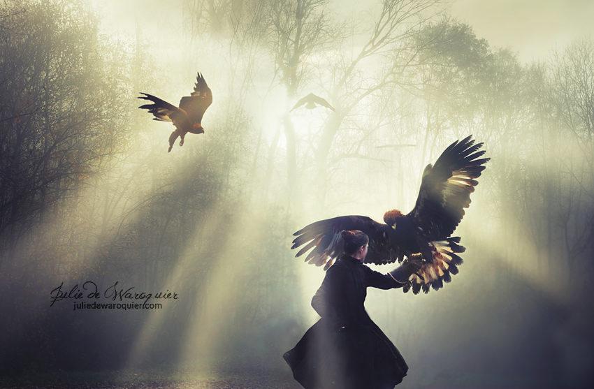 Eagle's murmur