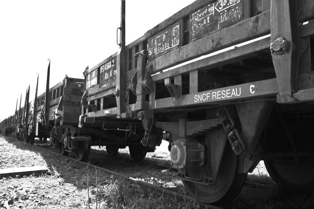 Train de marchandises