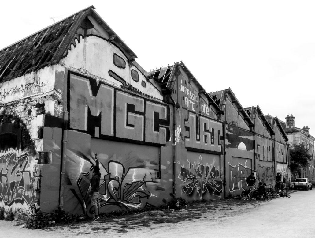 Graffiti La Rochelle