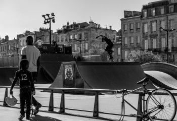 Skate Park de Bordeaux