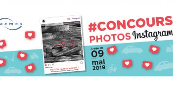 Jeu concours photos Instagram Saemes
