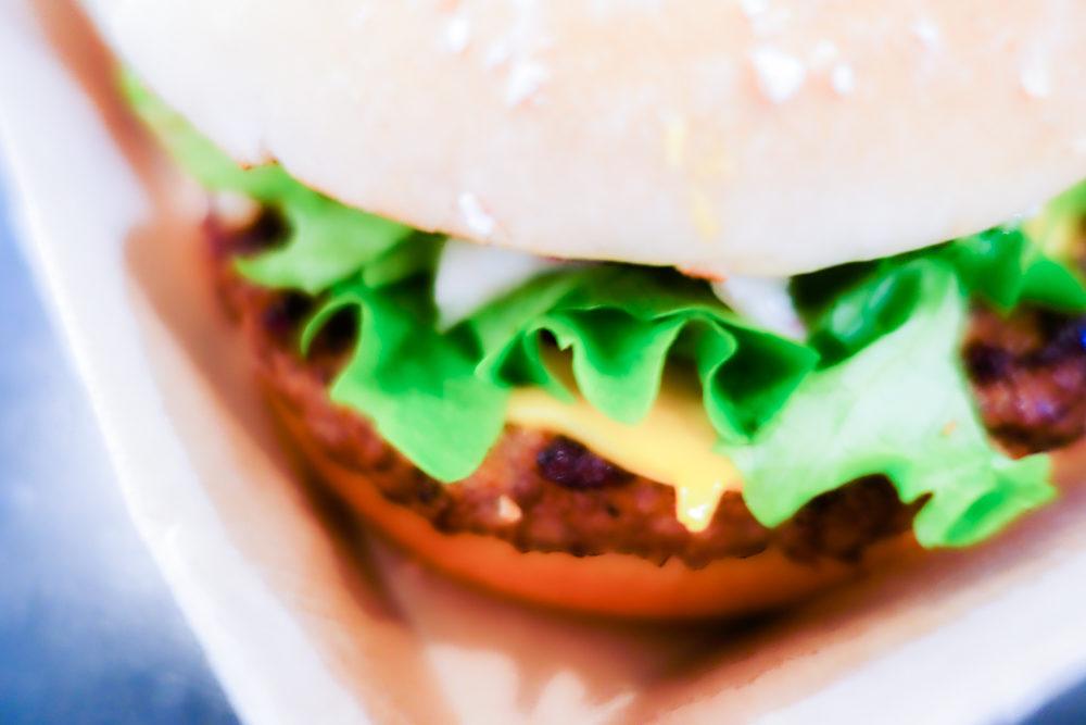 Feeling like a burger