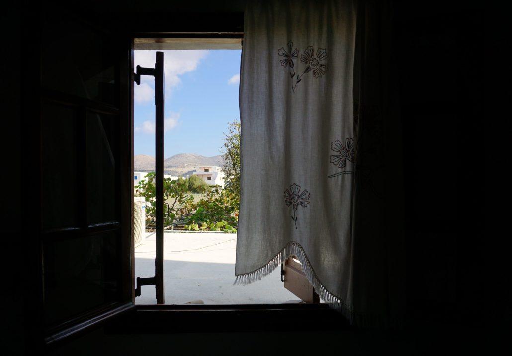 Room. Le bruit du vent