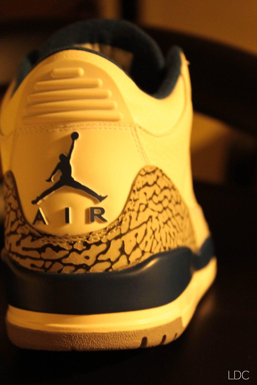 Jordan III True Blue '11