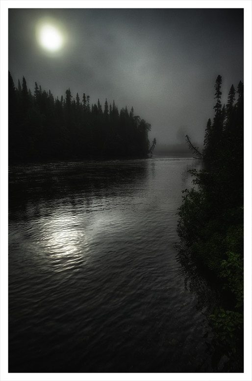 Rivière Chibougameau