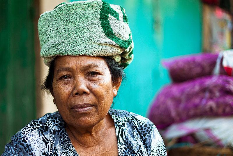 Woman, Bali, Indonesia