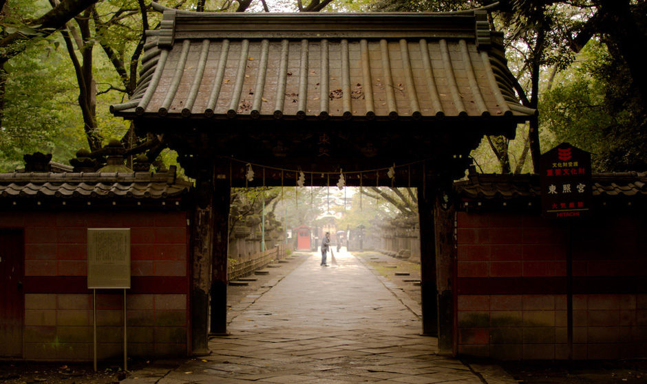 Un temple a Tokyo