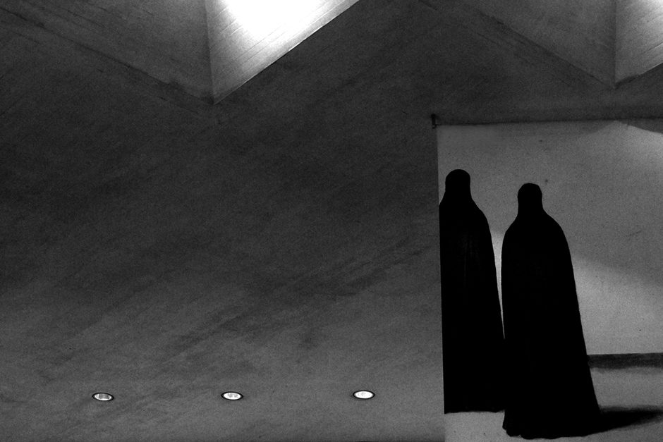 Black silhouettes