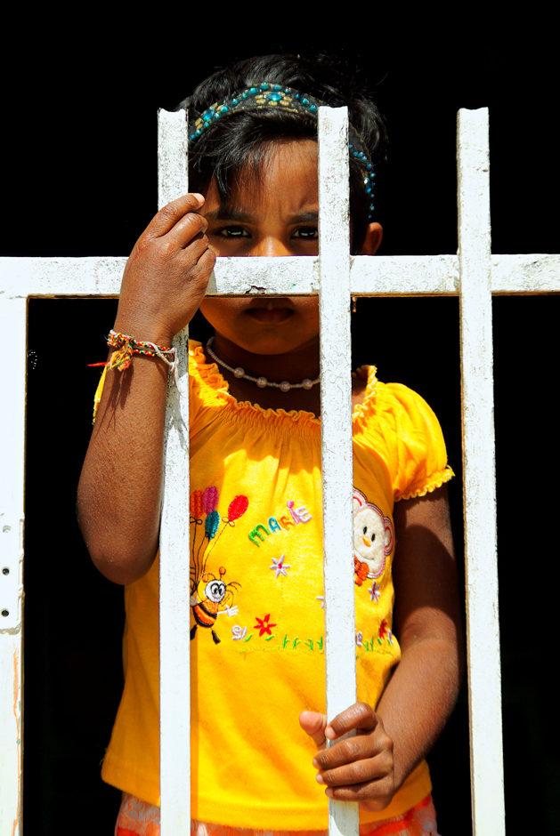 La petite sri lankaise