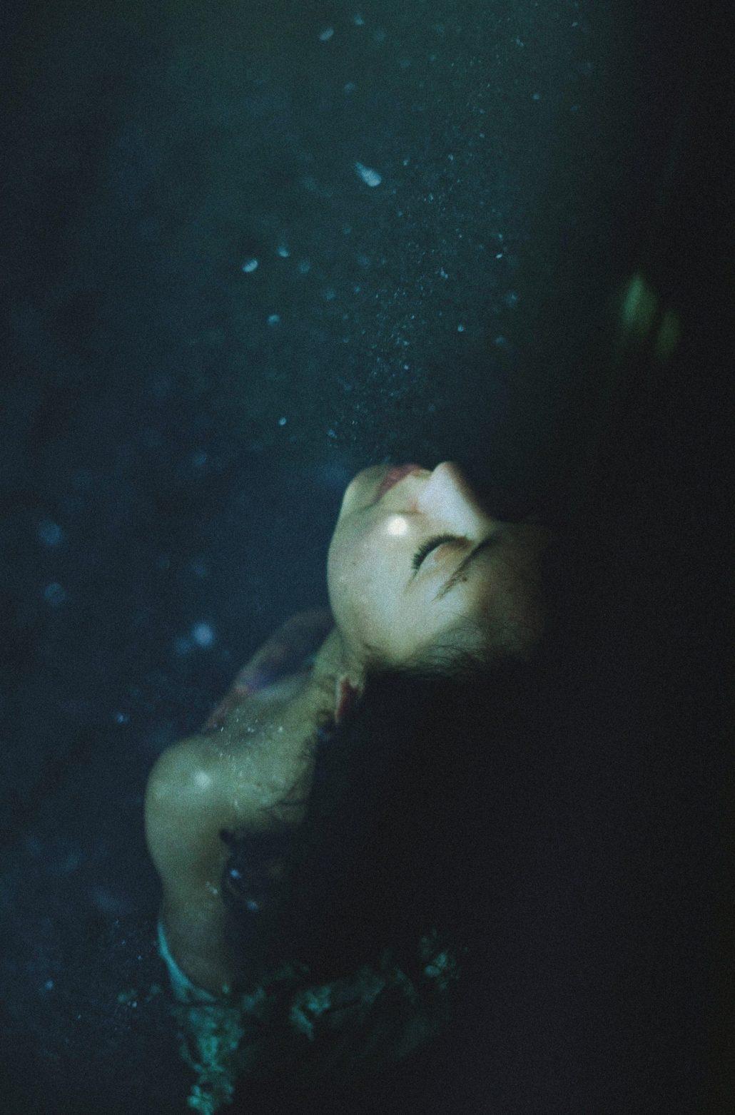 Des profondeurs