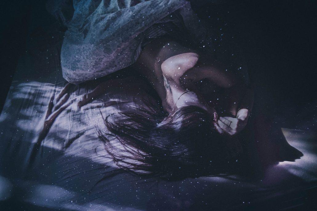 Insomnies bleues – De l'autre côté du monde