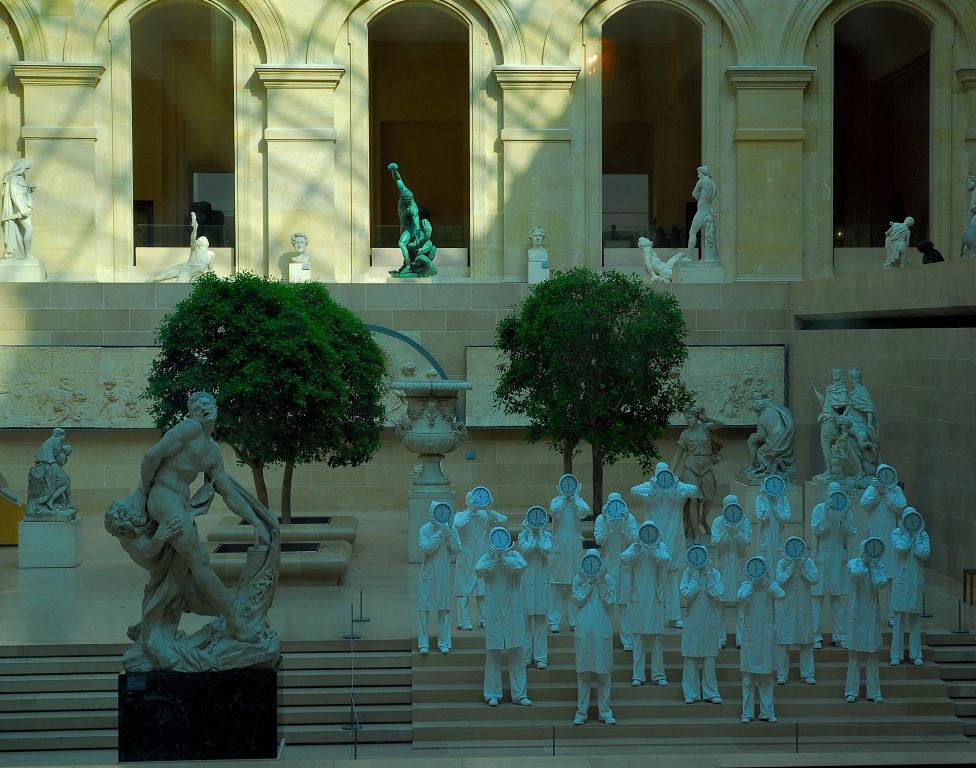 Escapade Parisienne ! ( Louvre )