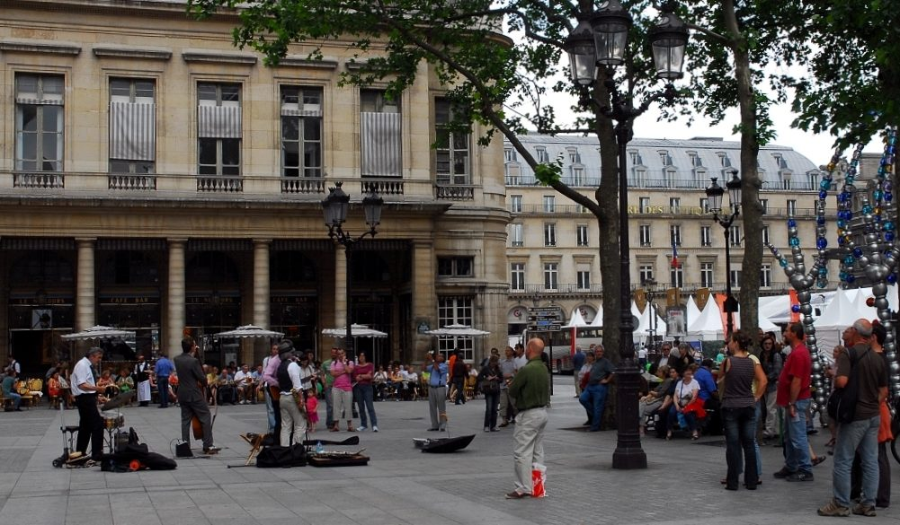 Escapade Parisienne ! ( Musique en fête-1)