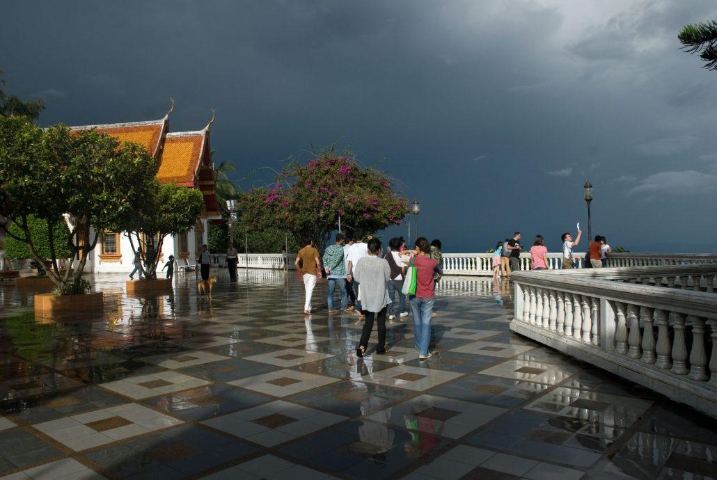Temple Wat Doï Suthep 2 – Chiang Maï