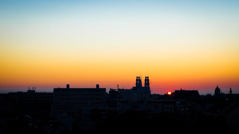 Sunrise On Orleans