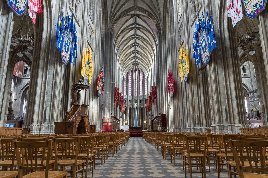 Cathédrale Sainte-Croix d'Orléans