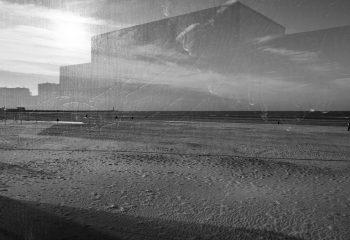 plage vitrée