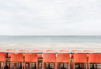 orange et mer