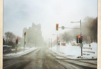 Montréal, janvier 2018