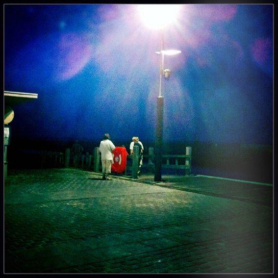 Cap Breton la nuit