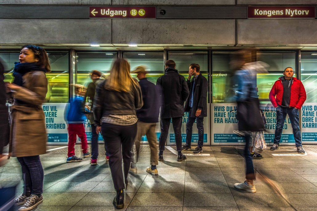 Métro de Copenhague